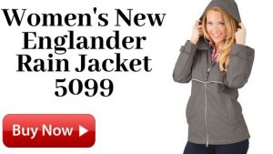 For Sale Women's New Englander Rain Jacket 5099