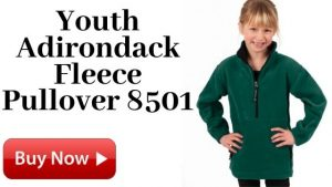 For Sale Youth Adirondack Fleece Pullover 8501