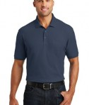 Port Authority Core Classic Pique Polo w/Pocket Style K100P - Model - River Blue Navy