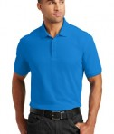 Port Authority Core Classic Pique Polo Style K100 - Model - Coastal Blue