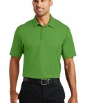 Port Authority Pinpoint Mesh Polo - model - Treetop Green