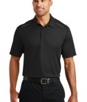 Port Authority Pinpoint Mesh Polo - model - Black