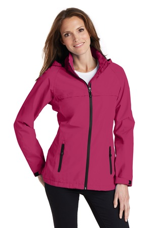 Port Authority Torrent Waterproof Jacket Style L333 – Model – Dark Fuchsia