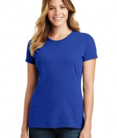 Port & Company Ladies Fan Favorite Tee - True Royal