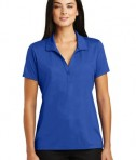 Sport-Tek Ladies Embossed PosiCharge Tough Polo - True Royal - Model