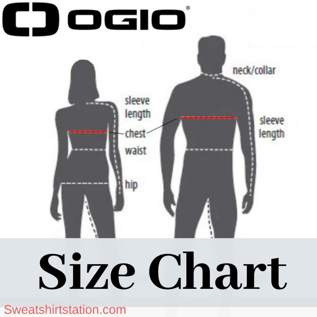 OGIO Size Chart and Overview (Chart Included)