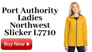 Port Authority Ladies Northwest Slicker L7710 Yellow