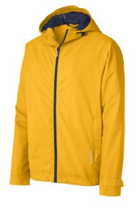 Port Authority Northwest Slicker Rain Jacket J7710 Yellow