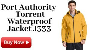 Port Authority Torrent Waterproof Jacket J333