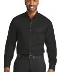 Red House Non-Iron Twill Shirt - Black