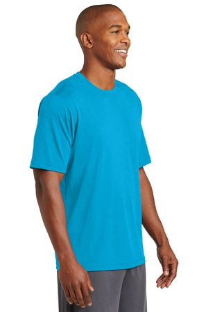 Sport-Tek PosiCharge® Tough Tee – Atomic Blue – model