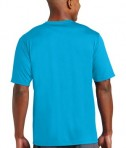 Sport-Tek PosiCharge® Tough Tee - Atomic Blue - Back