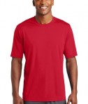 Sport-Tek PosiCharge® Tough Tee - Deep Red - model