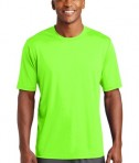 Sport-Tek PosiCharge® Tough Tee - Neon Green - model