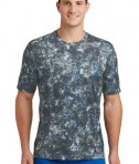 Sport-Tek Mineral Freeze Tee - front - True Royal