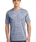 Sport-Tek PosiCharge® Electric Heather Tee Style ST390 - True Navy Electric
