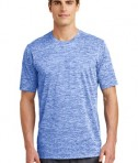 Sport-Tek PosiCharge® Electric Heather Tee Style ST390 - True Royal Electric