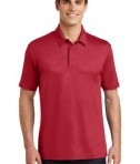 Sport-Tek Embossed PosiCharge Tough Polo - Deep Red - Model