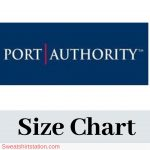 Size Chart - Port Authority