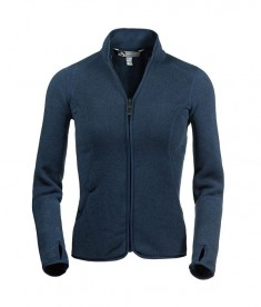 Storm Creek Women's ArticFleece Jacket Ink Heathered
