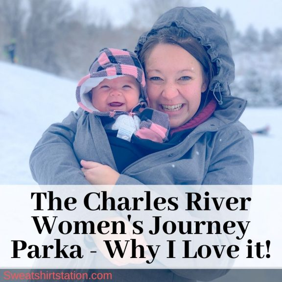 The Charles River Women's Journey Parka - Why I Love it!