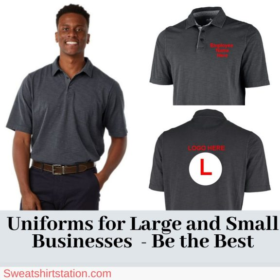 Uniforms for Large and Small Businesses