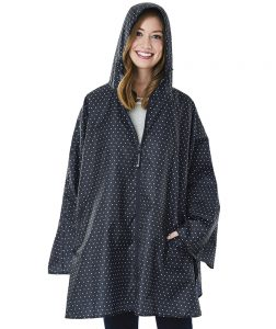 Women's Pack-N-Go® Poncho Model