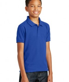 Port Authority Core Classic Pique Polo Style Y100 - True Royal - Model