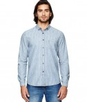 Alternative Men's Industry Shirt Raolroad