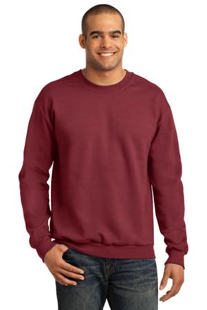 Anvil Crewneck Sweatshirt Style 71000 Independence Red