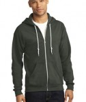 Anvil Full-Zip Hooded Sweatshirt Style 71600 City Green
