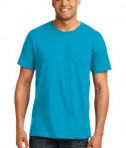 Anvil 980 Ring Spun Cotton T-Shirt Caribbean Blue