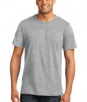 Anvil 980 Ring Spun Cotton T-Shirt Heather Grey