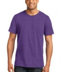 Anvil 980 Ring Spun Cotton T-Shirt Heather Purple