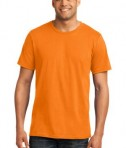 Anvil 980 Ring Spun Cotton T-Shirt Mandarin Orange