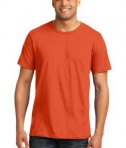 Anvil 980 Ring Spun Cotton T-Shirt Orange