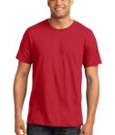 Anvil 980 Ring Spun Cotton T-Shirt Red