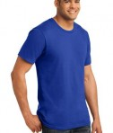 Anvil 980 Ring Spun Cotton T-Shirt Royal Blue Angle