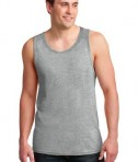 Anvil 986 Ring Spun Cotton Tank Top Heather Grey