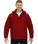 Ash City - Core 365 Men's Brisk Insulated Jacket Classic Red