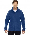 Ash City - Core 365 Men's Journey Fleece Jacket True Royal