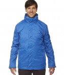 Ash City - Core 365 Men's Region 3-in-1 Jacket with Fleece Liner True Royal