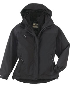 ash-city-north-end-ladies-3-In-1-mid-length-jacket-black-full-view