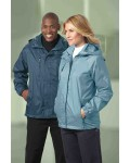 Ash City - North End LADIES' 3-IN-1 TECHNO PERFORMANCETM SEAM-SEALED HOODED JACKET Life Style