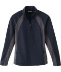 Ash City - North End LADIES' BONDED FLEECE JACKET Midnight Navy