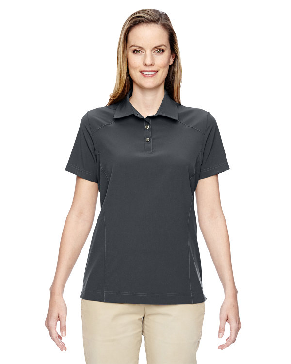 ash-city-north-end-ladies-excursion-crosscheck-woven-polo-graphite