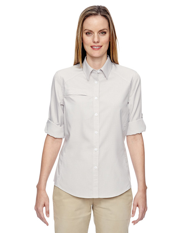 ash-city-north-end-ladies-excursion-f-b-c-textured-performance-shirt-crystal-qrtz