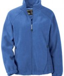 Ash City - North End LADIES' INTERACTIVE® FLEECE JACKET Deep Periw