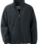 Ash City - North End LADIES' INTERACTIVE® FLEECE JACKET Heather Charcoal