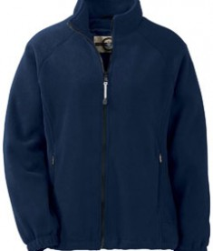 Ash City - North End LADIES' INTERACTIVE® FLEECE JACKET Midnight Navy